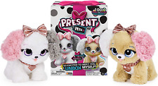 Present Pets Fancy Puppy Interactive Plush Pet Toy 100 Sounds NEW EXPEDITED SHIP
