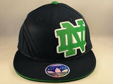 f89ab1a14584b adidas Notre Dame Fighting Irish NCAA Fan Cap, Hats for sale | eBay