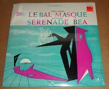 POULENC Le Bal Masque FRANCAIX Serenade BEA - Counterpoint/Esoteric 5518 SEALED