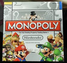 Nintendo Monopoly Collector's Edition Used 1x Complete