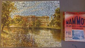X703 Mammoth Jigsaw Puzzle No. 60 Buckingham Palace Complete