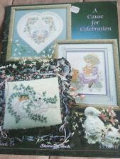 Holidays Cross Stitch Pattern Booklets Media