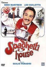 Dvd SPAGHETTI HOUSE - (1982) *** Nino Manfredi *** .....NUOVO