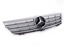 Original Mercedes C C230 C320 Centro Delantero Rejilla Del Radiador