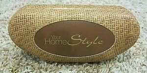 "Maui Jim ""Your Home Style"" Designer Sun Glass Case, Hard Shell"