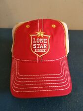 676f3ebab993a (L  K) lone star beer state of Texas cap hat snap back