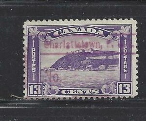 CANADA - 201 - USED - 1932 - VIEW OF THE CITADEL, QUEBEC