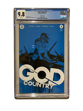 God Country 1 3rd Print CGC 9.8 Rare Donny Cates Series Optioned