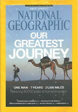 NATIONAL GEOGRAPHIC December 2013 Our Greatest Journey English Monthly