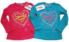 Mädchen-Tops, - T-Shirts & -Blusen aus Baumwollmischung