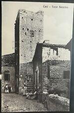 1920 - Cori - Torre Saracina