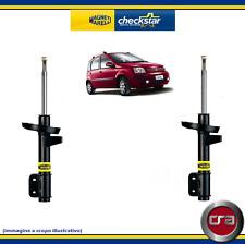 Kit 2 Ammortizzatori Anteriori Fiat Panda 169 1.3 JTD Mjet dal 2003 al 2010