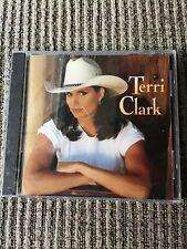 "Terri Clark ""Self-Titled"" SEALED BRAND NEW, BMG MUSIC CLUB PRINT, 1995 CD"
