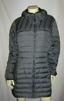 Eddie Bauer  Astoria Hooded Down Parka  650 Fill , Size XL $199.00