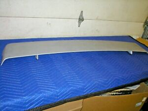 1982- 92 Firebird Trans Am Formula Rear Hatch Deck Spoiler Air Dam Foil GM GREY