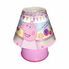 Children's Peppa Pig Lamps