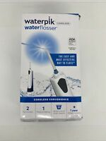 Waterpik Waterflosser Cordless Rechargeable WP-360W OPEN BOX-SEALED TIPS