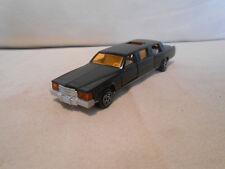 """"""" Cadillac Limousine """" Majorette No. 339 1:58 schwarz"""