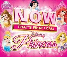 Now That's What I Call Disney Princess CD Album