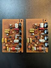 (2) Re-Capped Revox 1.077.705 Record Amplifier Cards for A77 (matched pair)