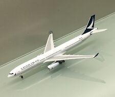 Phoenix Models 1/400 Cathay Pacific Airbus A330-300 B-LAJ die cast metal model