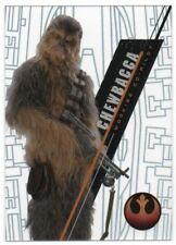 2016 Star Wars High Tek Form 2 Pattern 3 #SW88 Chewbacca