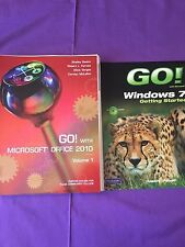 Go! with Microsoft Office 2010 Vol 1 Book and Go! Windows 7 Getting Started CD