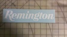 Remington Decal Window Sticker