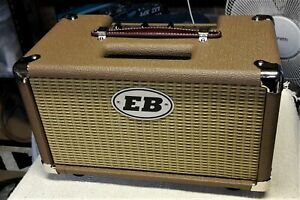 EB PubRocker 2 watt all Tube Valve hand made guitar amp head with DI line out.