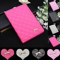 For iPad 9.7 5/6th Gen Pro 9.7 Air Mini 4 Smart PU Leather Flip Stand Case Cover