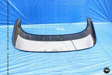 2010 MITSUBISHI LANCER RALLIART WAGON BLACK ROOF MOUNT WING SPOILER CY4A SST 311
