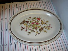 ROYAL DOULTON GAIETY OVAL SERVING PLATTER