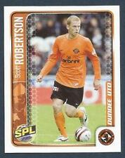 PANINI 2010-S.P.L.COLLECTION-#099-DUNDEE UNITED/SCOTLAND-DUNDEE-SCOTT ROBERTSON