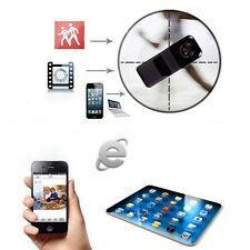 For Android iPhone PC Mini Wifi PP Wireless Spy Surveillance Camera Remote Cam