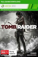 Tomb Raider - Instant Download No Disc *NEW* Xbox 360