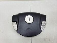 2003 2004 2005 Lincoln Navigator Airbag Horn BLACK 03 04 05 Navigator Air Bag