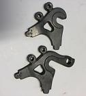 Rear Vertical Drop-Outs w/ Fender & Rack Eyelets Bike Frame Building NOS 6 sets