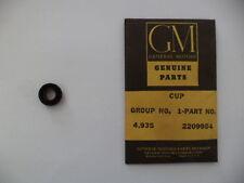 1955-1972 Chevr.2 Ton HD Vacuum Power Brake Cylinder Relay Valve Cup GM 2209954