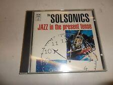 CD solsonics-Jazz in the present Tense