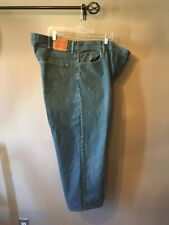 Mens 559 Relaxed Straight Fit Levi Jeans Size 48 X 32 Actual 46 X 26
