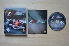 Ps3-Formula One Championship Edition - (OVP, con instrucciones)
