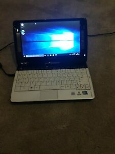 Lenovo  S10-3t Laptop win 10 touch screen 120gb hdd 2gb ram intel atom webcam