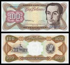 Venezuela 100 Bolívares  12-5-1992  Pick 66e  SC = UNC