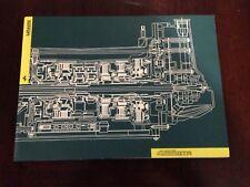 FERRARI 456GTA - 456 GTA  Press Kit Brochure Cat.1087/96
