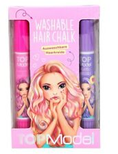 Depesche Top Model Washable Hair Chalk - Pink & Purple