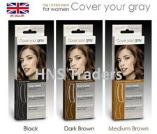 IRENE GARI Cover Your Gray Touch Up Hair Color Comb **OFFER**