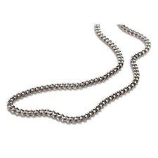 New Phiten titanium chain necklace 50cm 0505TC05 Best Gift Japan new .
