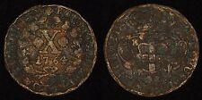PORTUGAL - 1764 10 Reis - Jose I