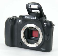Samsung NX10 Camera Kit - No Lens