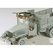 TAMIYA 35231 U.S 2,5 T 6x6 cargo truck accessoire pièces Set Kit militaire 1,35